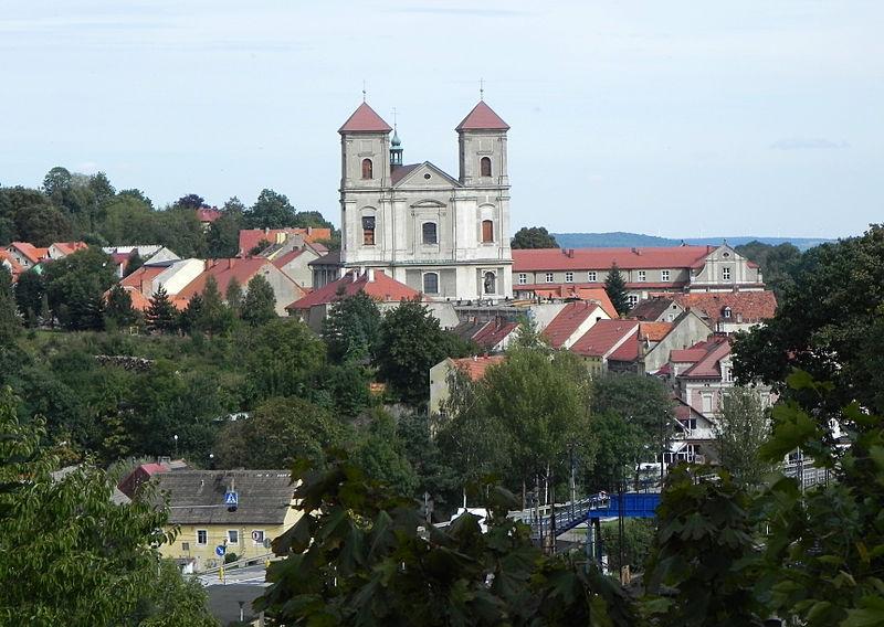 Widok na centrum Barda Fot. www.wikipedia.pl