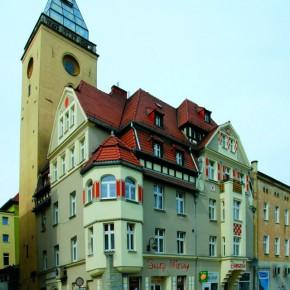 Wieża Targowa w Strzegomiu Fot. www.strzegom.pl
