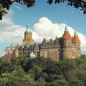Zamek Książ w Wałbrzychu Fot. www.ksiaz.walbrzych.pl