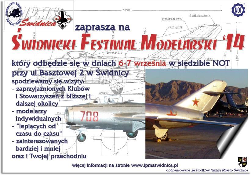 swidnicki festiwal modelarski