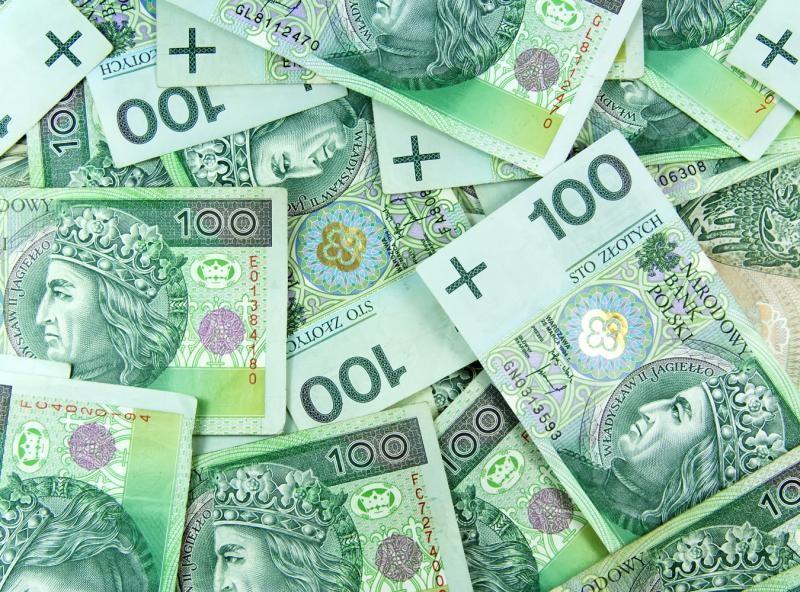 złotówki-pieniądze