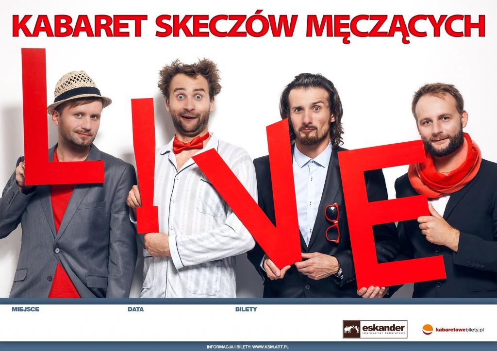 ksm live plakat